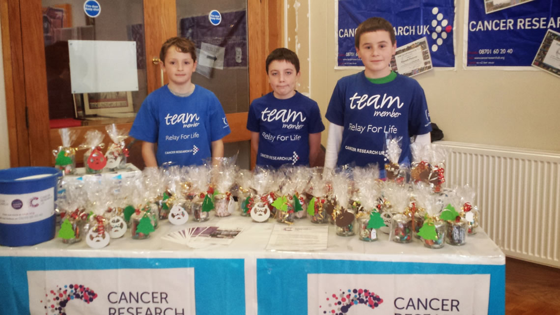 Cancer research fundraisers
