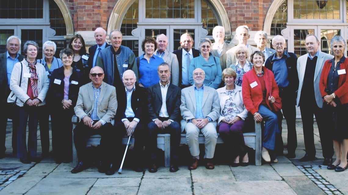 Old Stops 1964 reunion