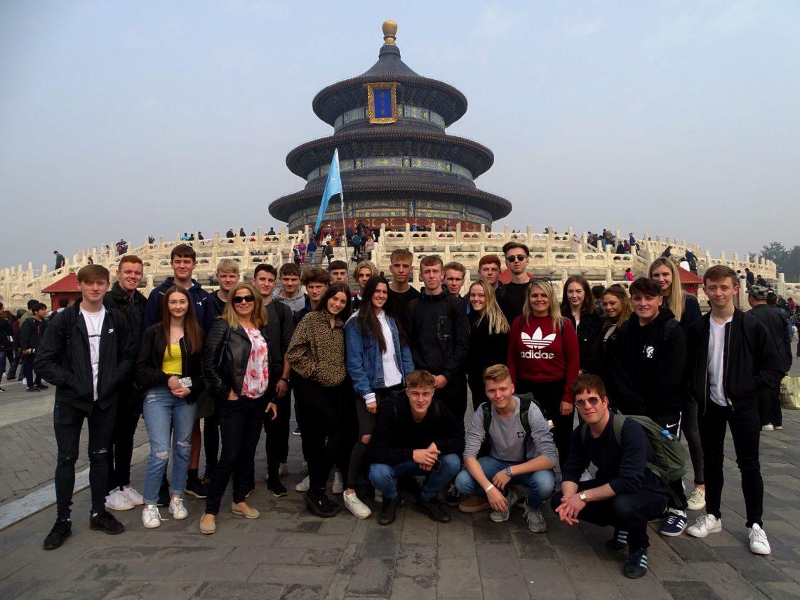 Economics China Trip 2018