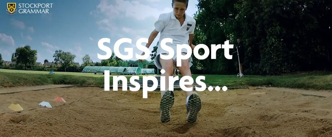 SGS Sport Inspires cover image