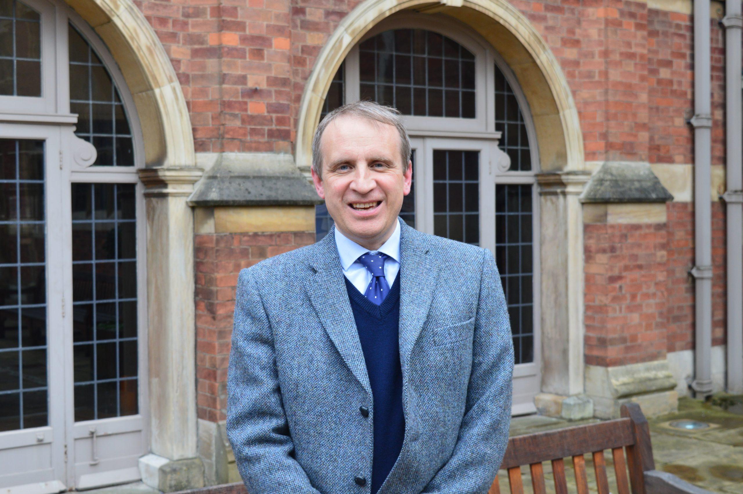 Former Old Stopfordian President